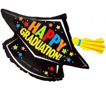 Балон, Абсолвентска шапка