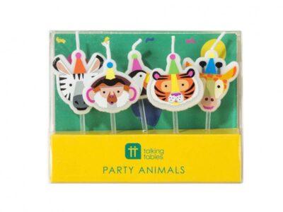 Свещички за рожден ден, Party Animals